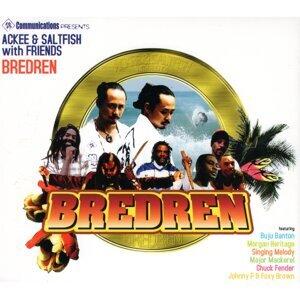 BREDREN -Ackee & Saltfish with Friends- (Bredren -Ackee & Saltfish with Friends-)