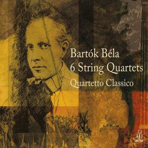 Bartók Béla: 6 String Quartets, Pt. 1
