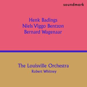 Henk Badings, Niels Viggo Bentzon and Bernard Wagenaar: Premiere Recordings