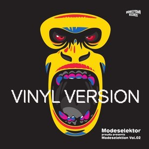 Modeselektor proudly presents Modeselektion Vol. 02 (Vinyl Version)