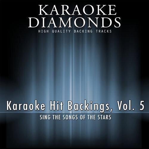 Karaoke Hit Backings, Vol. 5