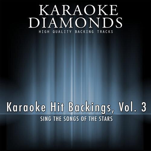 Karaoke Hit Backings, Vol. 3