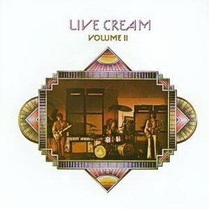 Live Cream Volume 2 - Remastered