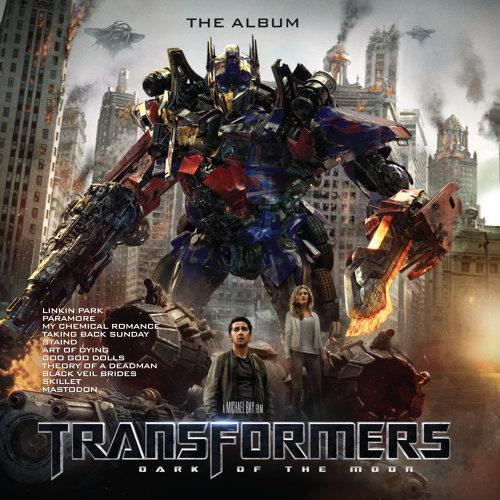 變形金剛3 電影原聲帶 (Transformers Dark Of The Moon OST) 專輯封面