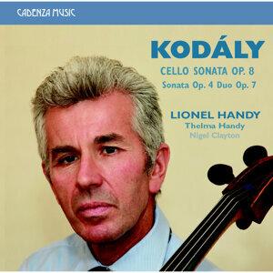 Kodály: Cello Sonata, op. 8 - Sonata, op. 4 - Sonata Duo, op. 7