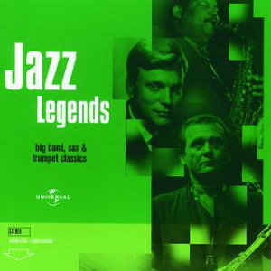Jazz Legends:L Big Band, Sax Trumpet Classics