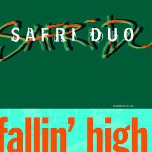Fallin' High - 4-tracks