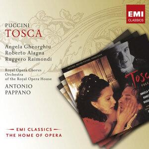 Puccini: Tosca (普契尼:托絲卡)