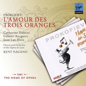 Prokofiev: L'Amour des trois oranges (普羅高菲夫:三橘之戀)