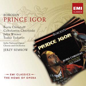 Borodin: Prince Igor (包羅定:伊果王子)
