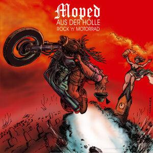 Moped aus der Hölle
