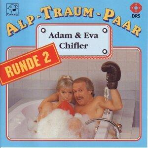 Alp-Traum-Paar Adam & Eva Chifler Runde 2