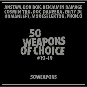 50 Weapons of Choice # 10-19