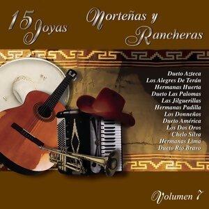 15 Joyas Norteñas Y Rancheras Vol.7