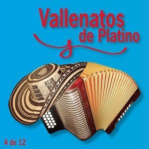 Vallenatos De Platino Vol. 4