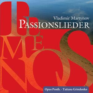 Temenos - Passionslieder
