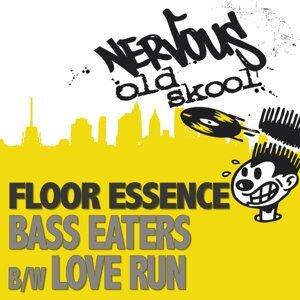 Bass Eaters bw Love Run