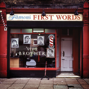 Famous First Words - US Album