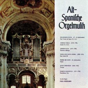 Alt-Spanische Orgelmusik
