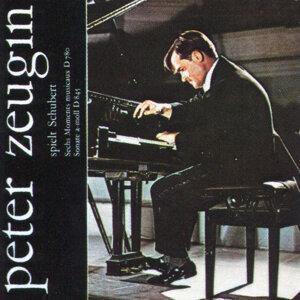 Peter Zeugin spielt Schubert