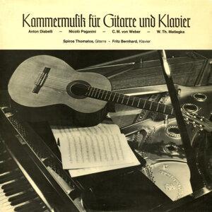 Kammermusik für Gitarre und Klavier