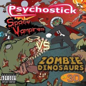 Space Vampires vs. Zombie Dinosaurs In 3-D