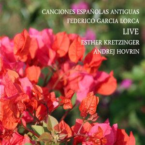 Canciones Españolas Antiguas - Live