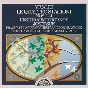 Vivaldi : Le Quattro stagioni