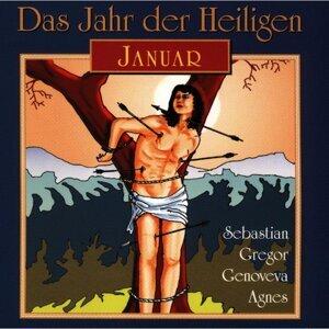 Das Jahr der Heiligen: Januar