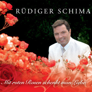Mit roten Rosen schenkt man Liebe