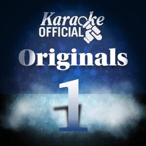Karaoke Official: Originals - Volume 1