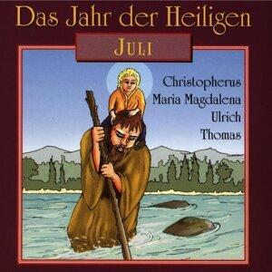Das Jahr der Heiligen: Juli