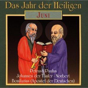 Das Jahr der Heiligen: Juni