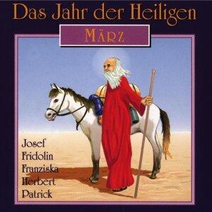 Das Jahr der Heiligen: März