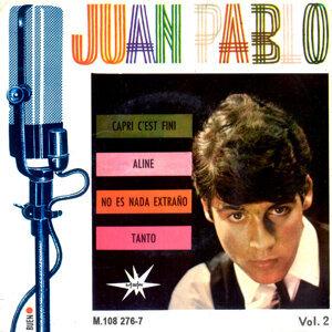 Ésta es la voz de Juan Pablo
