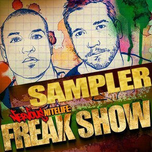 Nervous Nitelife: Freak Show SAMPLER