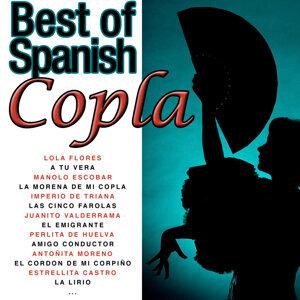 Best Of Spanish Copla