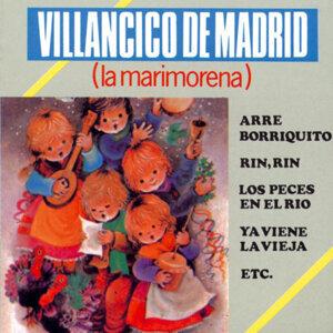 Villancico de Madrid La Marimorena