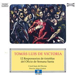 Tomás Luis de Victoria - 12 Reponsorios de Tinieblas