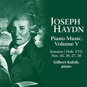 Joseph Haydn: Piano Music Volume V