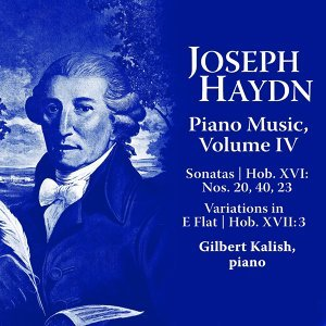 Joseph Haydn: Piano Music Volume IV