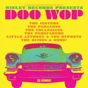 Paul Winley Records Presents Doo Wop