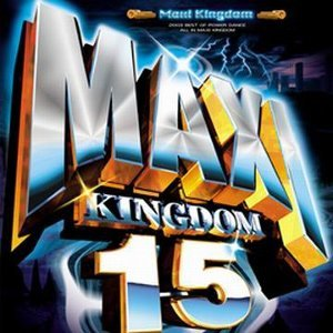 Maxi Kingdom 15 (舞曲大帝國15)