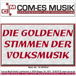Die goldenen Stimmen der Volksmusik