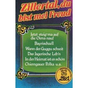Zillertal, du bist mei Freud'