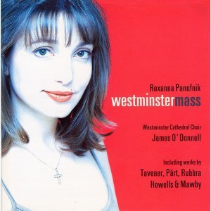 Panufnik : Westminster Mass & Sacred Works