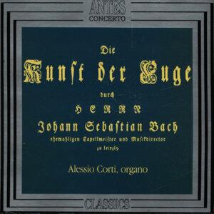 Johann Sebastian Bach: Die Kunst der Fuge, BWV 1080 - BWV 668 - BWV 769 - BWV 1079
