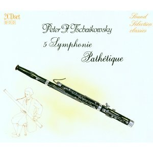 Peter I. Tschaikowsky: 5. Symphonie - Pathétique