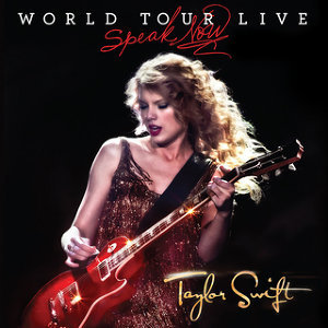 Speak Now World Tour Live (愛的告白世界巡迴演唱會)