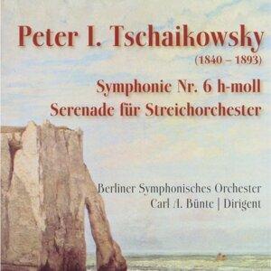 Tschaikowsky: Symphonie Nr 6 in h-moll & Serenade für Streichorchester